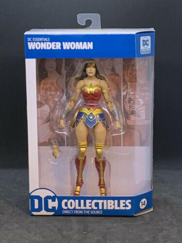 DC Essentials Wonder Woman Action Figure