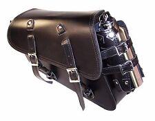 SOLO Bag Swingarm SaddleBag for Harley Sportster 2003 to 2014  #701 R