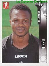 013 WILLIAM TIERO GHANA ACADEMICA COIMBRA CSKA Sofia STICKER FUTEBOL 2009 PANINI