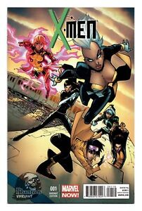 X-Men 1E Madureira Variant VF 2013 Stock Image