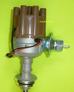 For-Mopar-Electronic-Ignition-Distributor-Big-Block-440-413-426-Hemi-NOS-Tan-Cap