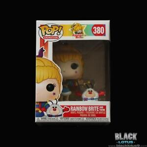 Funko-Pop-Rainbow-Brite-and-Twink-1980-039-s-Animation-Pop-IN-STOCK-380-NEW-RARE
