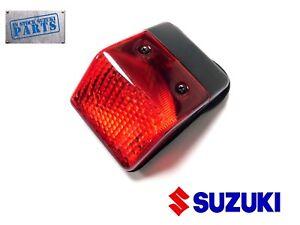 Suzuki-Rear-Brake-Stop-Light-Lamp-Assembly-New-Genuine-2001-2007-DRZ250-OEM