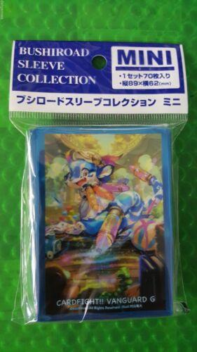 Cardfight! Vanguard G Sleeve Mini Vol.221 Crayon Tiger