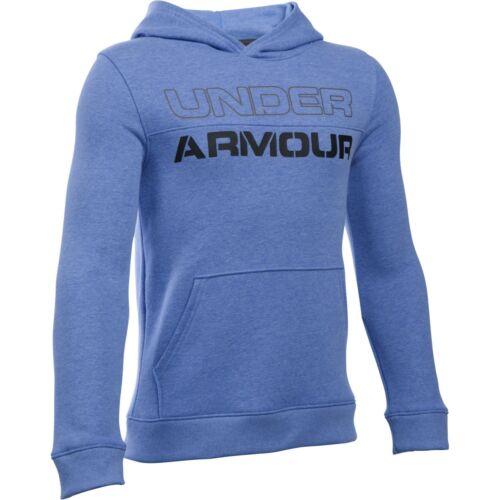 Under Armour Kid/'s UA Titan Fleece Hoodie - Sky Blue 9-10 YMD