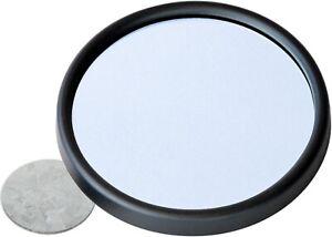 Auto-Make-Up-Spiegel-Zusatzspiegel-Schminkspiegel-mit-Halter-4fach-VERGROSSERUNG