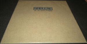 SHELLAC-At-Action-Park-LP-180-gram-vinyl-gatefold-sleeve-Big-Black