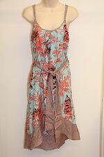 NWT Nanette Lepore Swimsuit Cover Up Dress Size L BBE