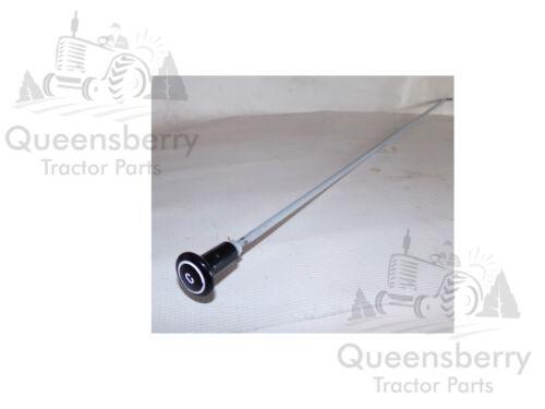 Ferguson T20 TE20 TEA TED Standard engine choke rod  and knob as original