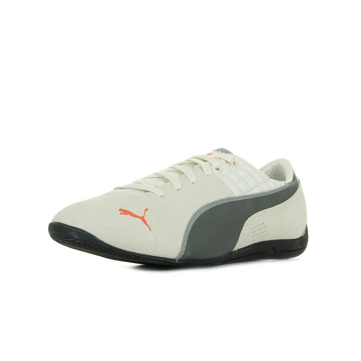 Zapatos Suede Baskets Puma Hombre Drift Cat 6 Suede Zapatos taille Beige Cuir Lacets 09bc66