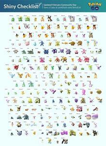 Details about pokemon go shiny, 100iv shiny, maxed out shiny