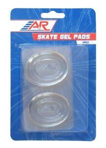 A-amp-r-Sports-Hockey-Skate-Tobillo-Gel-Almohadillas-2-Pares-Facilmente-Montar-A