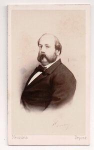 Vintage-CDV-Henri-of-Artois-Count-of-Chambord-E-Neurdein-Photo