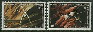 NEW-CALEDONIA-ORCHIDS-1984-MNH-SET-OF-TWO-G21-PB
