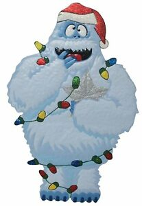 image is loading 32 inch rudolph the red nosed reindeer hammered - Rudolph The Red Nosed Reindeer Christmas Decorations