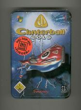 """PC CD-Rom """"Clusterball. Gold"""" Auf zu den Luftpiraten, das ist deine Welt! NEU OV"""