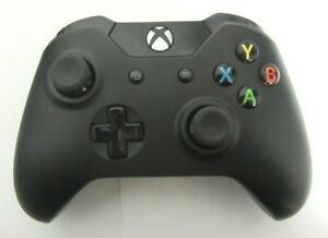 Details about FOR PARTS Microsoft Wireless Controller for Xbox One - Black  - Model 1697#105
