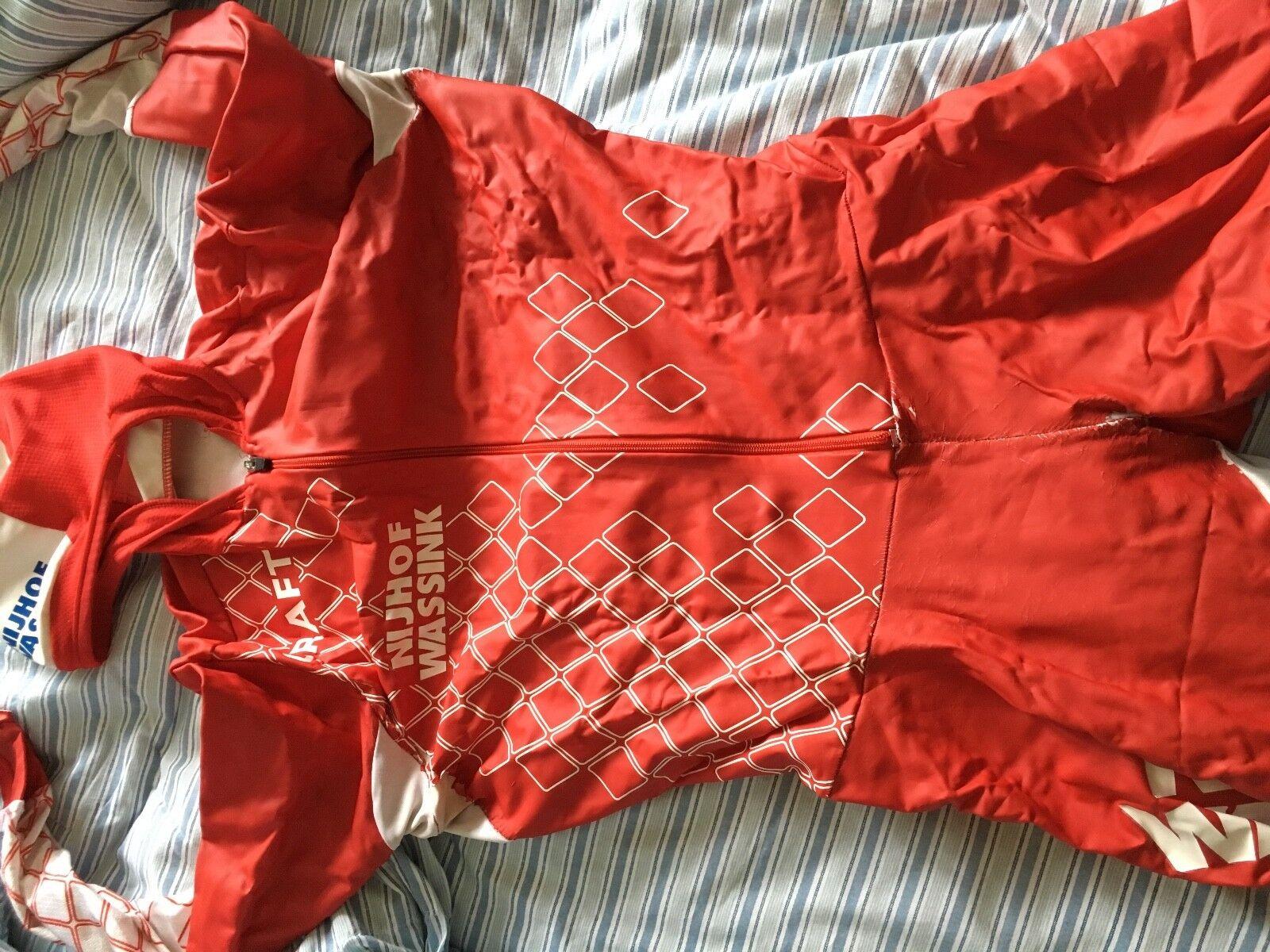Polish National Team Skinsuit SPEED SKATING  Olympics Polska