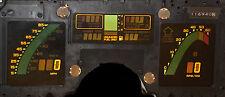 Power Supply Repair Kit 84-88 Corvette Digital Cluster Gauge Instrument Panel C4