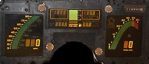 Photocell-Repair-Kit-C4-Corvette-Digital-Cluster-Gauge-Instrument-Panel-Dash
