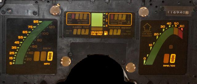 Photocell Repair Kit C4 Corvette Digital Cluster Gauge Instrument Panel Dash