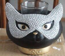 2016 Yankee Candle Halloween SOPHIA THE CAT Votive Holder 2016 BRAND NEW!!!!!!!!