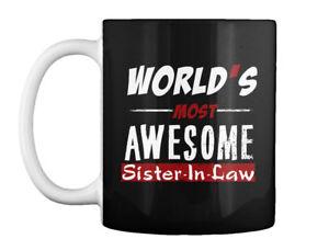 On trend Sister-in-law Gift Coffee Mug Gift Coffee Mug