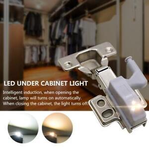 LED-unter-Kabinett-Licht-Kit-Kleiderschrank-Lichter-Sensor-Lampe-Schrank