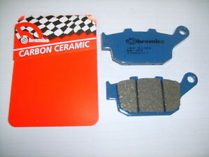 REAR-BRAKE-PADS-BREMBO-BLUE-HO2711-CERAMIC-CC-TRIUMPH-DAYTONA-675-2007
