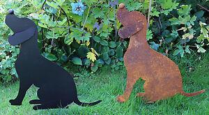 Gartenstecker beetstecker hund 505978 gartendeko for Gartendeko stecker