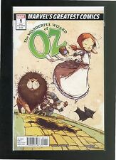 Wonderful Wizard of Oz #1 Marvel's Greatest Comics Reprint NM- to NM+ Young
