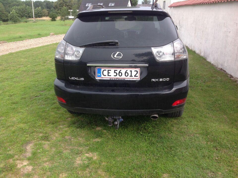 Lexus RX300 3,0 aut. Benzin 4x4 4x4 aut. Automatgear