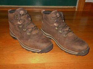 Timberland-White-Ledge-hiking-boots-Big-kid-039-s-7-M-Euro-sz-40-Excellent-cond