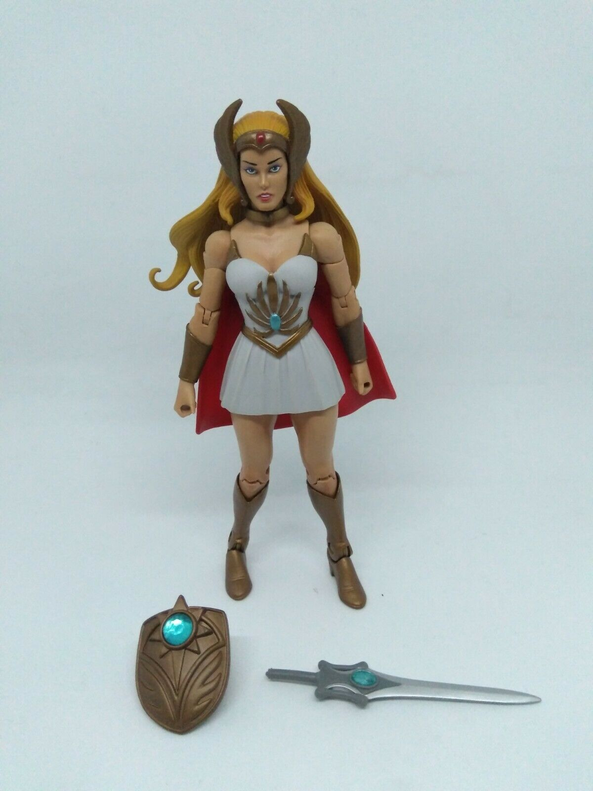 MOTUC Masters of the Universe Classics She-Ra DC Loose mint state complete