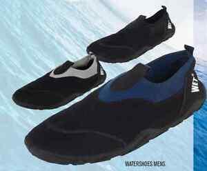 WATER SHOE MENS Kayak Swim Foot Protection Ocean Lake Camping Workout Pool SWS-M
