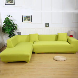 Image Is Loading Home Furniture Soft Sofa Couch Cover Loveseat Slipcover