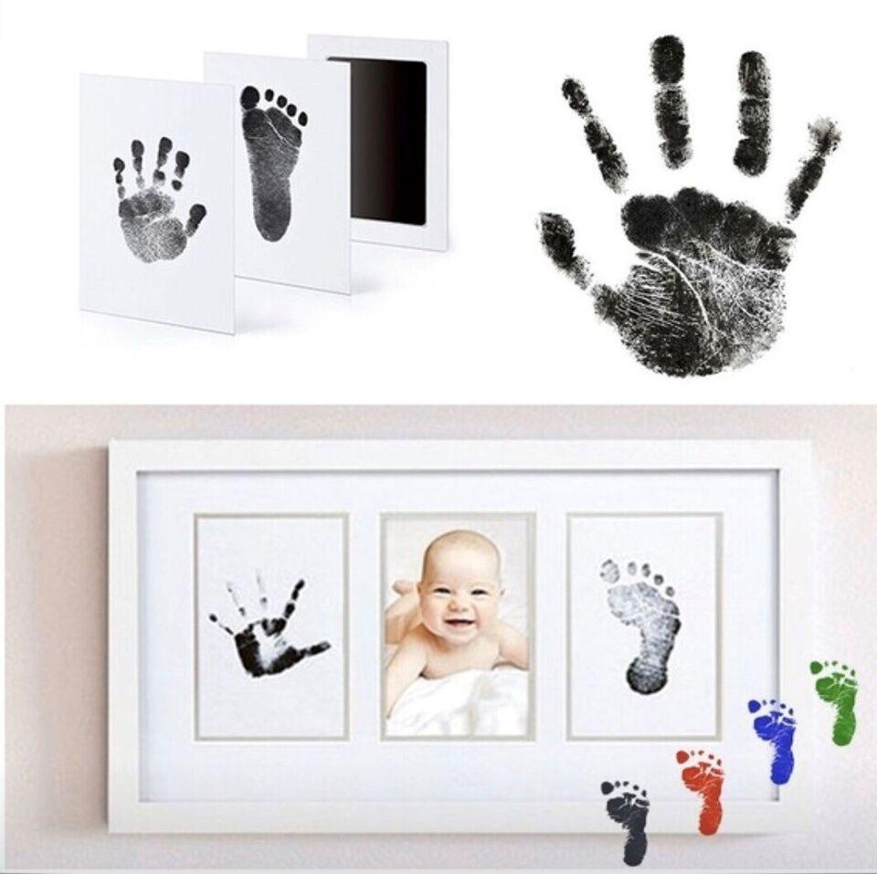 Andet, ., Baby foot print