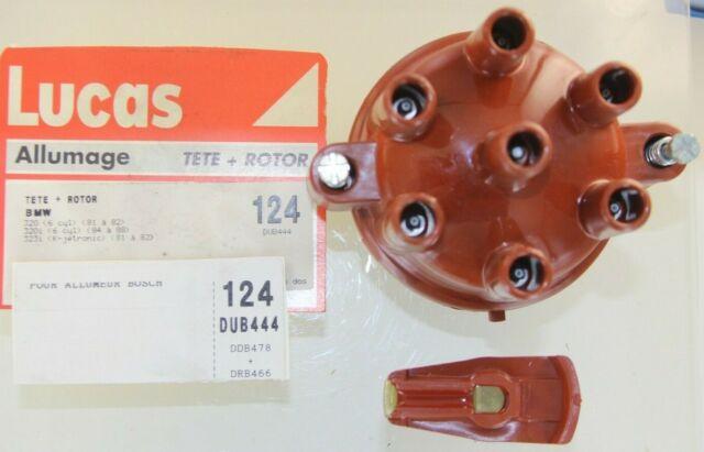 tête+rotor doigt d'allumeur lucas kit allumage BOSCH BMW 320 320i 323i