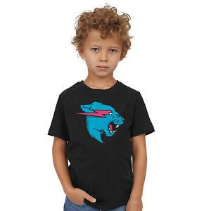 Details about Kids Beast Logo Shirt Mr Beast Merch Youth MrBeast Tee Mr  Beast T-Shirt Youtube
