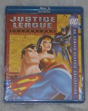 Justice League: Stagione Uno 1 (Batman E Superman) - Blu-Ray Cofanetto
