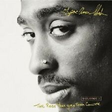 VARIOUS (2PAC TRIBUTE) - ROSE THAT GREW FROM CONCRETE  CD NEU
