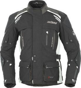 buse-Highland-Hommes-Blouson-moto-avec-membrane-impermeable-TOURING-Moto