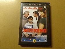 DVD / VERLENGD WEEKEND (JAN DELCEIR, KOEN DE BOUW, VEERLE BAETENS)