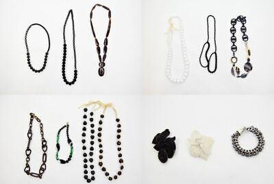 Modeschmuck Bracelet And Brooches X2 Halsketten & Anhänger Gewidmet Unbranded Necklaces X10
