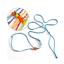 Rat Mouse Harness Rope Ferret Hamster Collar Leash Lead Strip Random Color NP2
