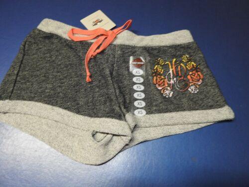 97892-16VW//00XS Harley-Davidson® French Terry Sleep Shorts