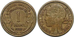 1 Franc 1935
