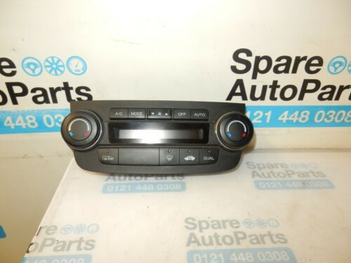 MK3 2006-10 HONDA CRV HEATER CLIMATE CONTROL PANEL WITH A//C 79600-SWA E4