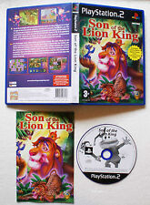 SON OF THE LION KING sur Sony PLAYSTATION 2 PS2