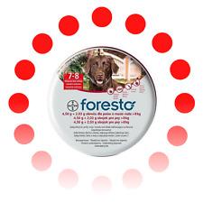 Foresto/Seresto flea&tick collar for LARGE DOG over 18lbs (8kg)